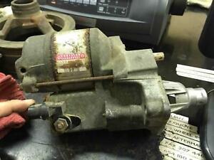 DODGE CARAVAN Dodge Starter Motor 1999 2000 2001 2002 2003 2004 2005 2006