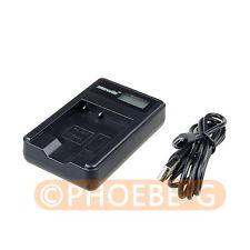 Cnp-40 Cnp40 Battery USB Charger for Casio Kodak Ricoh Pentax Xg-1 Lb-060