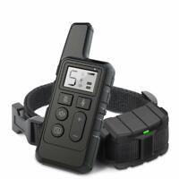Latest 800m Remote Electric Dog Shock Collar Waterproof Anti Bark Pet Training