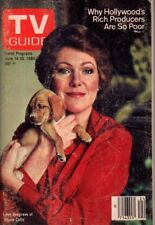 1980 TV Guide June 14 - Lynn Redgrave - House Calls; Charlie's Angels; Sanford
