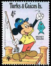 Scott # 404 - 1979  - ' Micky Mouse & Fish '