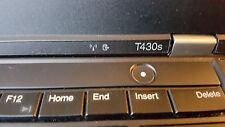 """Lenovo ThinkPad T430s 14"""" 128GB SSD, Intel i5 3rd Gen., 2.6 GHz, 8GB Win 10 Pro"""