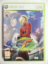 jeu THE KING OF FIGHTERS XII sur xbox 360 en francais game spiel juego gioco TBE