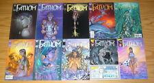 Michael Turner's Fathom #0 ½ & 1-14 VF/NM complete series - image comics set lot