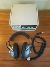 KOSS PRO-4A Vintage Professional Headphones In Orig Box - Outstanding Condition