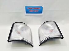 Land Rover Discovery 2 TD5 / V8 Clear Front Indicator Lamps x2 - Bearmach
