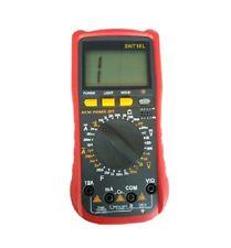 Multimetro PREMIUM Digital SNT18L+ Tester Profesional con Funda + Pinzas + Pila
