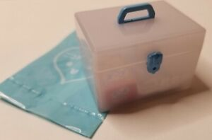 1/6 SCALE Dollhouse Mini First Aid Kit [1] and Medical Supplies [various]