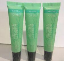 3 x Bath & Body Works C.O. Bigelow Mentha Lip Shine No. 502 - New and Sealed