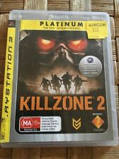 Playstation Three Game Kill Zone Two