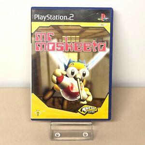 PS2 Playstation 2 - Mr Moskeeto - Getestet - OVP *Sehr Gut*