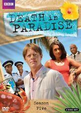 Death in Paradise: Season 5 New DVD! Ships Fast!