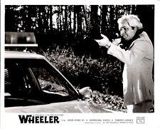 Wheeler 8x10 Black & white movie photo #