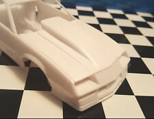 Resin Bubble Hood for '83 Camaro Z28 AMT 1/25 New!
