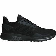 Mens Adidas duramo 9 Running School Casual Black Shoe US Sizes