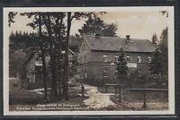 LEI 36714) Echt Foto AK Ziegenmühle im Zeitzgrund Stadtroda Klosterlausnitz