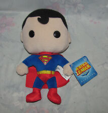 Funko DC Justice League Plushies 2010 Superman - with Hang Tag - Plush, Plushie