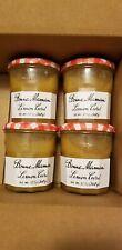 Bonne Maman Lemon Curd, 12.7 oz, Lot of 4 Glass Jars