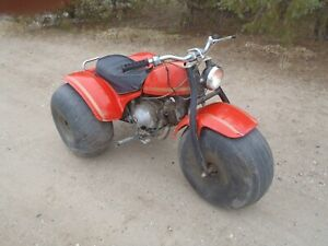 1972  honda us90 atc 3 wheeler