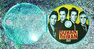 Duran Duran There's Something You Should Know DVD (2018 Documentary)