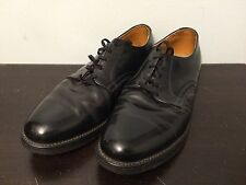 Vintage Mason black oxfords Made in USA Union made. Mens Size 10 D Rubber sole