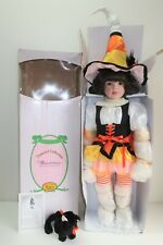 "Bewitching Magic Porcelain 24""~ Paradise Galleries by Donna RuBert ~ Cert. # 043"