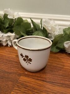 Alfred Meakin Tea Leaf Vintage Ironstone China Tea Cup (excellent condition).