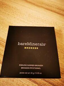bareMinerals Endless Summer BRONZER Bronzing Powder Compact WARMTH 3.8g