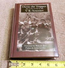 Dersu the Trapper (Recovered Classics) Hard Cover Edition Free Ship