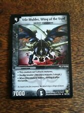 Duel Masters TCG - Vile Mulder, Wing of the Void - Rare Card