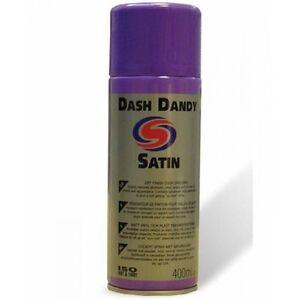 6 x AUTO SMART DASH DANDY SATIN SPRAY NORMAL PERFECT SHINE CAN 400 ML