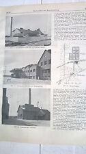 1909 35 n Rüdnitz bei Bernau Teil 2 / Pegelhaus bei List Sylt