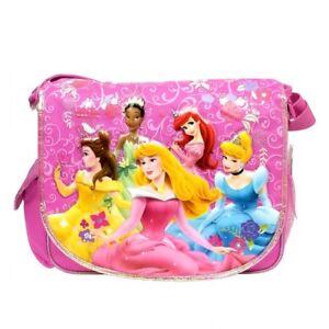 Disney Princess Magical Smile Large Messenger Bag/School Bag