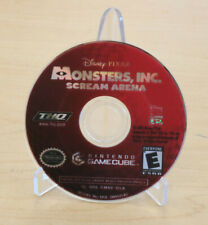Monsters, Inc.: Scream Arena (Nintendo GameCube, 2002)*Disc Only*  FREE SHIPPING
