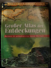 Großer Atlas der Entdeckungen.