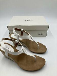 Style & Co Women's Mariella White Shoes