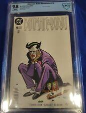BATMAN and ROBIN ADVENTURES #18 (Joker cover) CBCS 9.8 DC Comics 1997 not cgc
