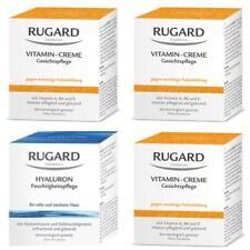RUGARD Vitamin Creme 3x100ml und Hyaluron Feuchtigkeitspflege Creme 1x100ml