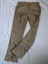 Esprit Damen Hose Chino Casual Pant Gr.34 L32 low waist regular fit straight