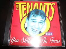 The Tenants You Shit Me To Tears Australian Punk 4 Track CD EP