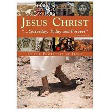 JESUS CHRIST yesterday today forever VISIT PLACES & study HIS TEACHINGS NEW DVD