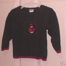Toddler Sweater Snowman Perfectly Dressed 24 months 2