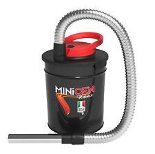 Aspirateur à cendre 800W cuve 10L pour cheminées, des poêles à bois ou à granulé