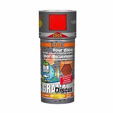 JBL Grana Discus Premium, fare clic su granuli 250ml