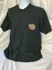 Harley Davidson Live To Ride Cleveland Ohio Shirt Mens XL Black