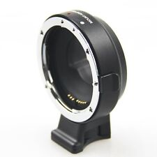Auto Aperture Mount Adapter EF-M4/3 For Canon EOS EF/EF-S to Panasonic Olympus