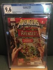 AVENGERS #676 CGC 9.6 1ST FULL APPEARANCE VOYAGER  - ONLY ONE ON EBAY!!
