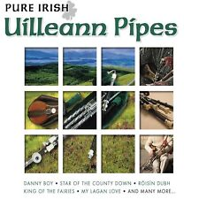 Pure Irish: UILLEANN PIPES (Various Artists) | NEW & SEALED CD (Danny Boy)