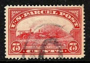 [DZ]   US #Q6  Used   1913...75c PARCEL POST...Free Shipping!