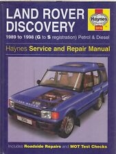 LAND ROVER DISCOVERY 3.5 3.9 PETROL & 2.5 DIESEL ( 1989 - 1998 ) REPAIR MANUAL